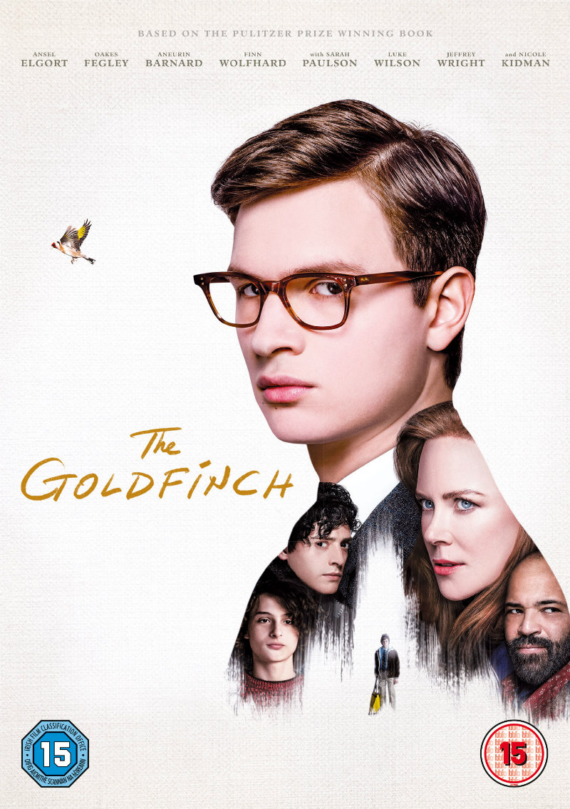 the goldfinch dvd