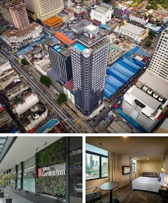 Hilton Garden Inn Kuala Lumpur