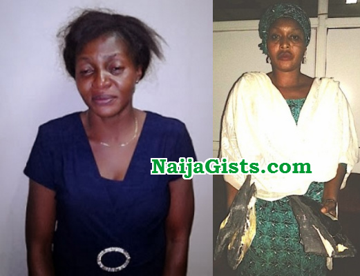 nigerian women drug trafficking