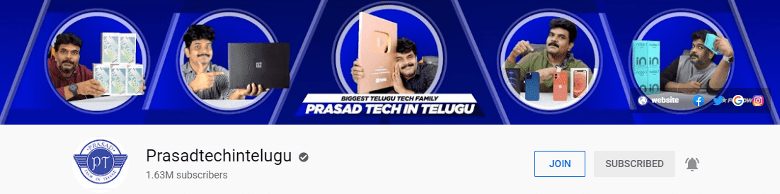telugu youtube channels contact numbers