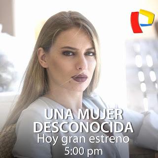 Ver telenovela Una Mujer Desconocida capitulo 07 online español gratis