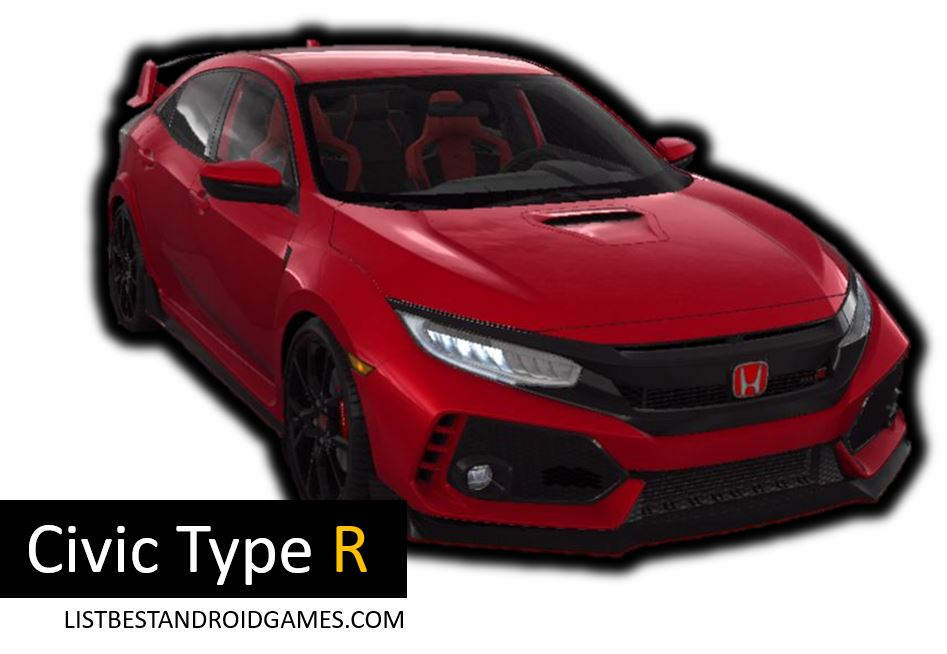 Best car tier 2 Civic Type R