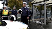 A Kassai úti tragikus baleset helyszínén figyelmeztet a rendőrség: ne okozzunk fájdalmat!