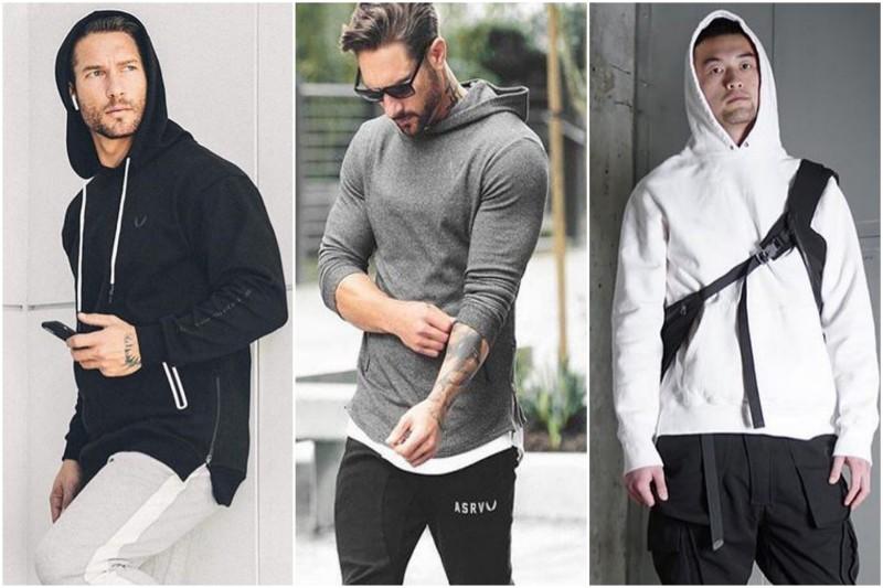 Sportswear Hoodies men.