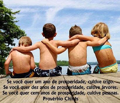 Cultive pessoas e seja próspero