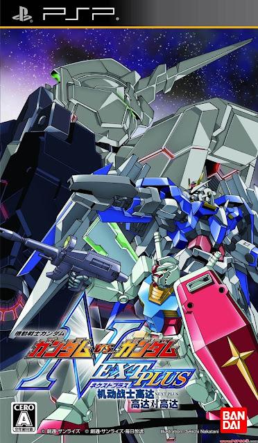 Kidou Senshi Gundam - Gundam Vs. Gundam NEXT PLUS high comppres