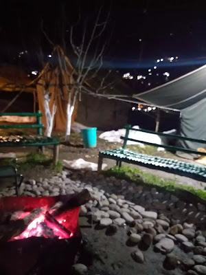 Himtrek camp