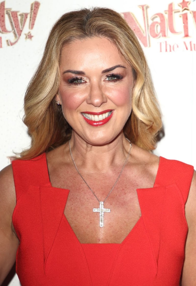 Claire Sweeney Clicks at Nativity! The Musical Press Night Performance in London  12 Dec-2019