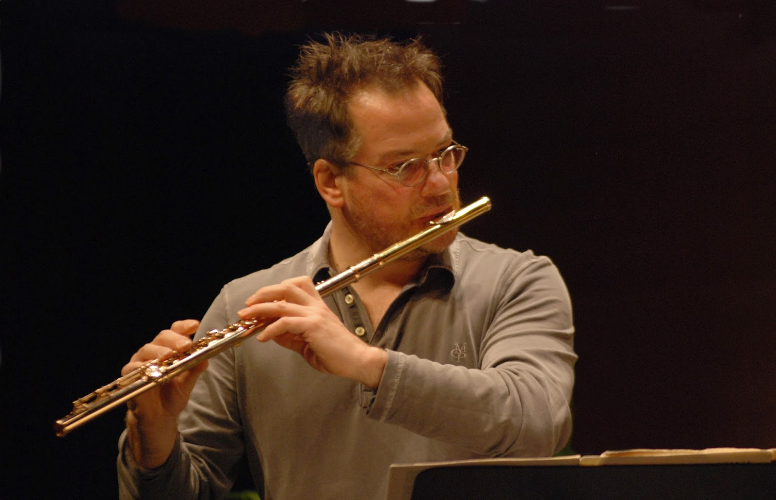 Estudantes de Flauta Haydn Trio Hob XV 25 in G major Flautista Emmanuel Pahud