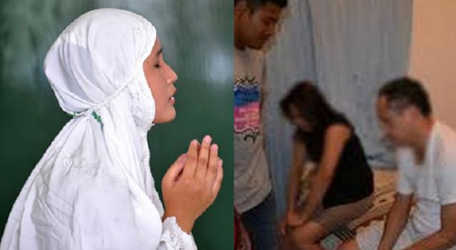 WAHAI ISTRI!! Bacalah Doa Ini Agar Suami Tidak Mudah Tergoda Wanita Lain dan Terhindar Dari Perbuatan M4ksiat