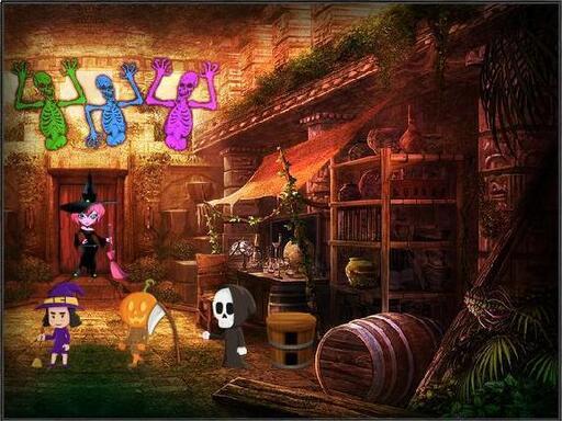 AmgelEscape - Halloween Escape