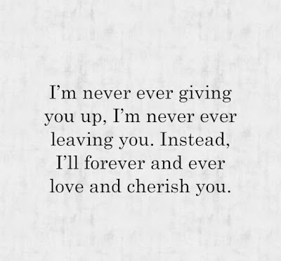 I Will Love Forever Quotes