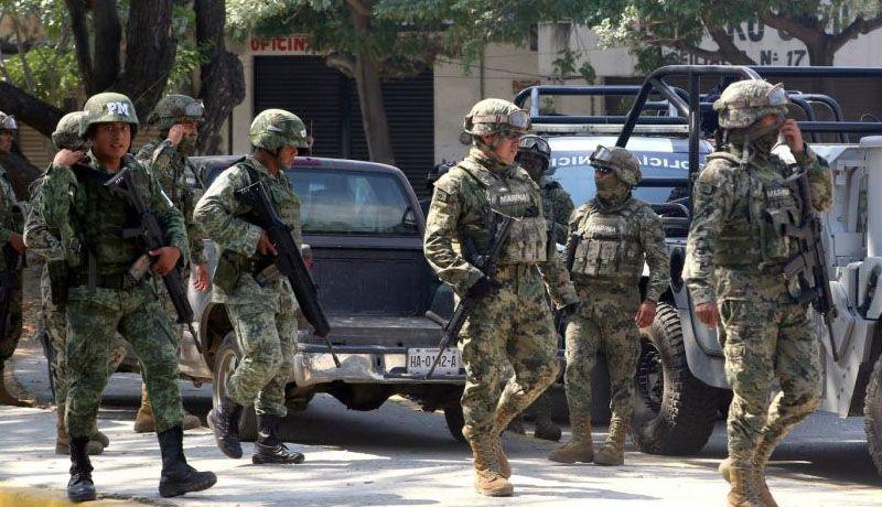 Diputadas se quejan de que las Fuerzas Armadas tomen el control de las Aduanas y Puertos