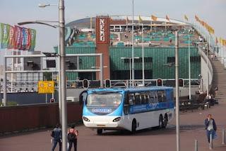 автобус - амфибия