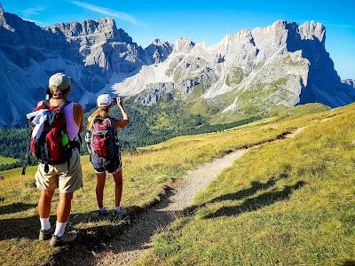 Viaggynfo vacanze in Italia: Area trekking del blog