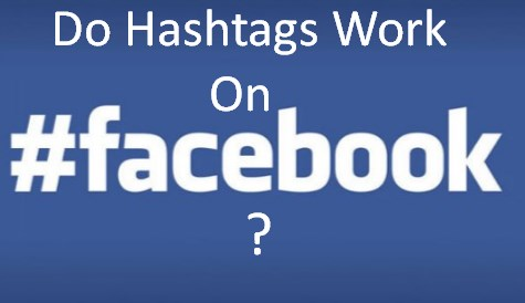 do hashtags work on facebook