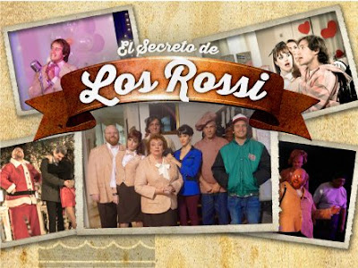 El secreto de los Rossi - falso documental