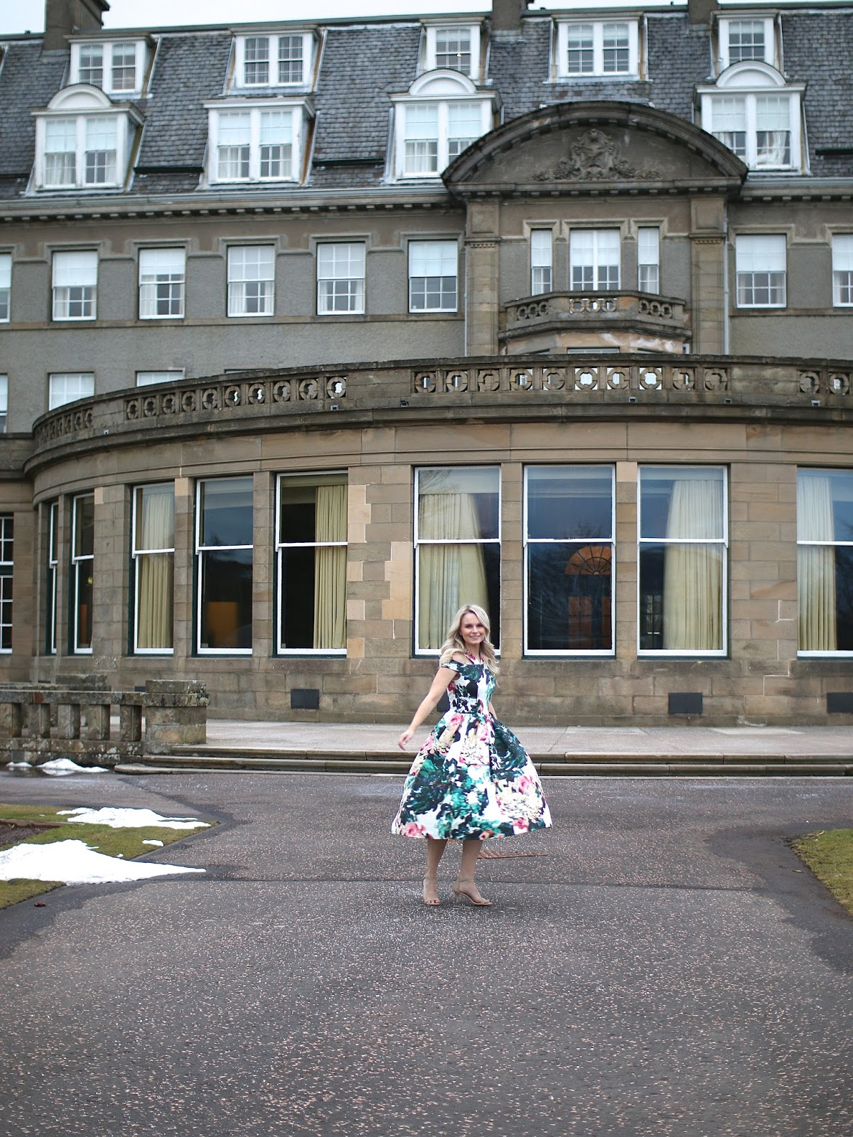 twirling in scotland