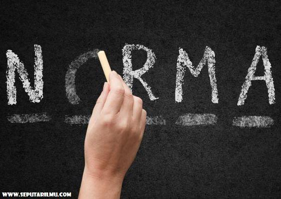 Menerapkan Norma - norma di Rumah, Sekolah dan di Masyarakat