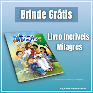 Livro Grátis Incríveis Milagres