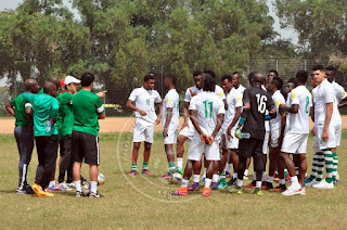 Rohr Glad after Algeria's Fall In Uyo