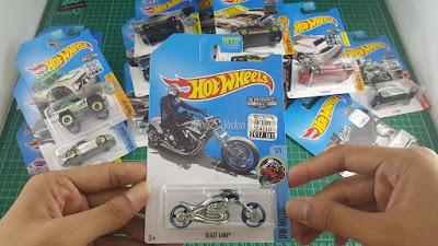 Hot Wheels Zamac Edition Blast Lane