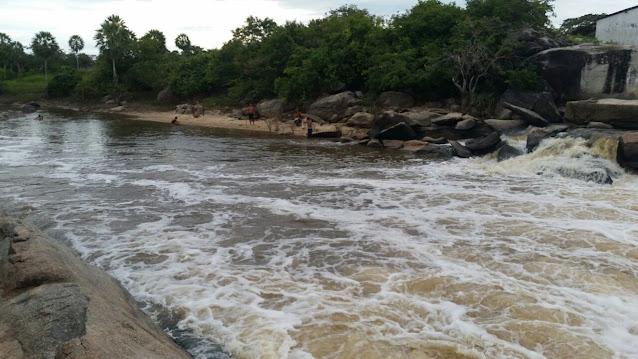 Pescadores encontram crânio humano próximo a Barragem do Caldeirão em Chaval