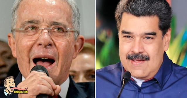 Álvaro Uribe dice que las sanciones no están haciendo efecto contra Maduro