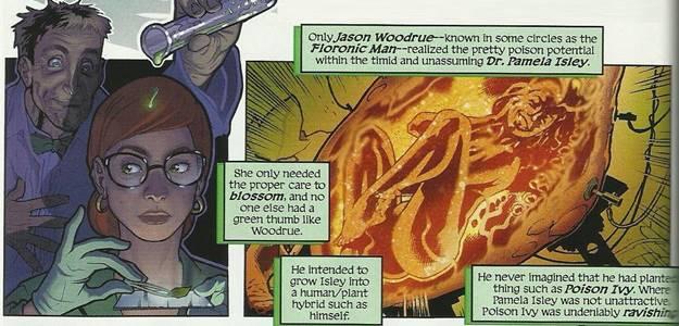 Asal-Usul dan Kekuatan Poison Ivy (Pamela Isley) dari DC Comics