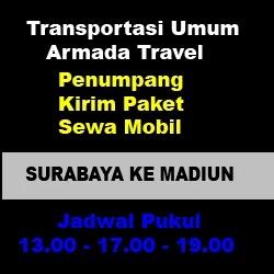 Travel Surabaya madiun