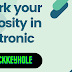 Spark your curuosity in Electronics