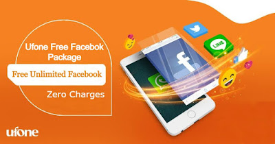 Ufone Free Facebook Package Subscription Code