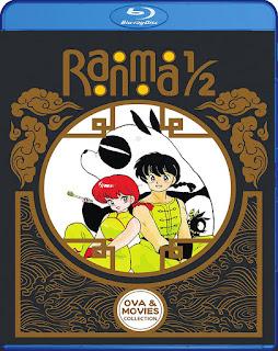 Ranma 1/2: Ovas & Películas [BD25x3] *Subtitulada