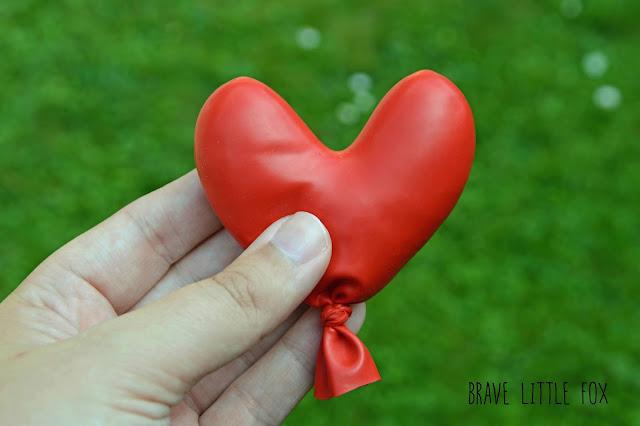 Knetball Herz