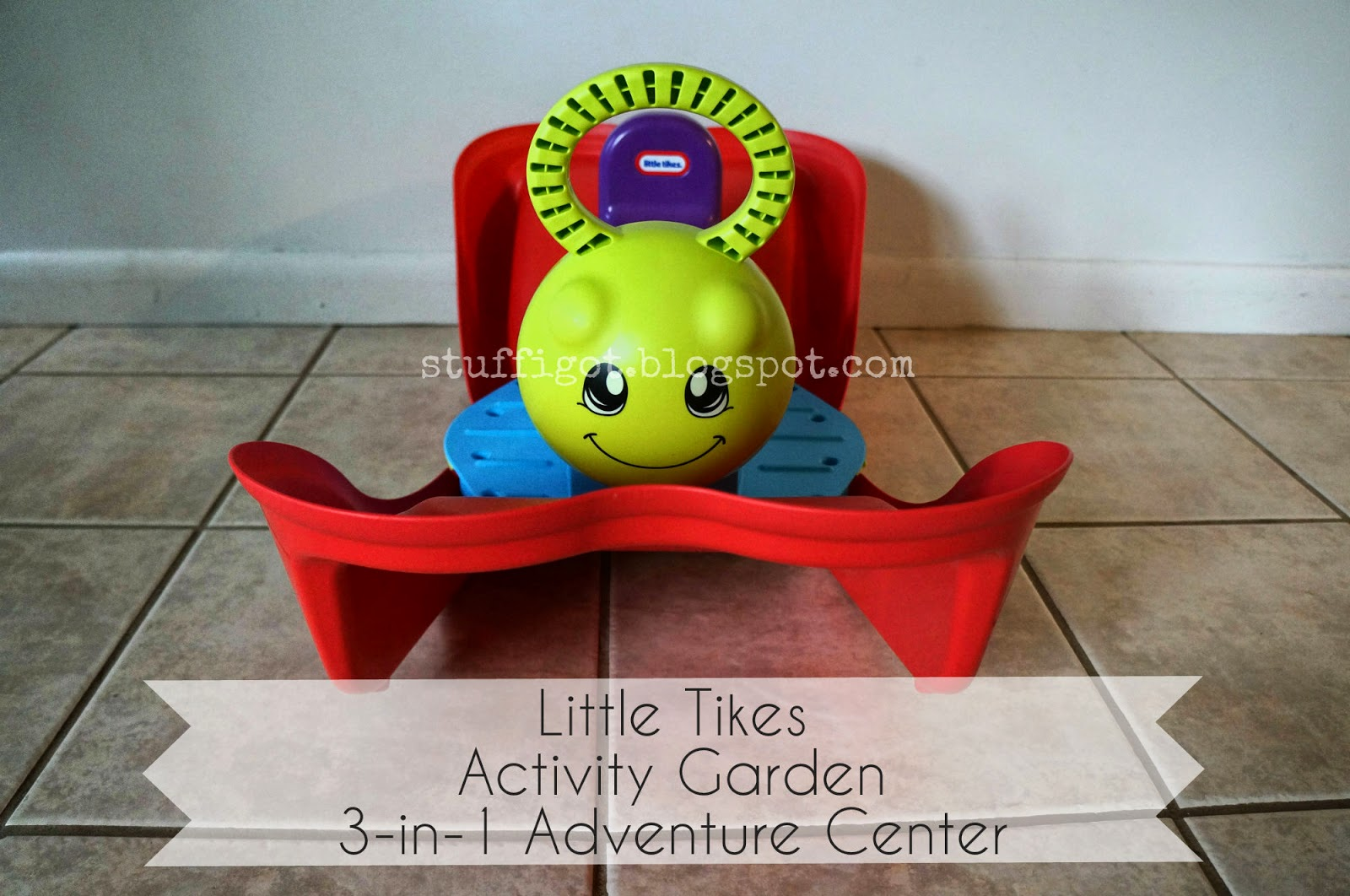 Crafty And Wanderfull Life Little Tikes Activity Garden 3