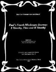Bob Utley-Comentario Bíblico-1 y 2 Timoteo y Tito-
