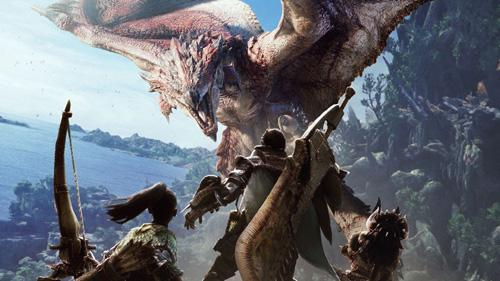 Monster Hunter: World Standalone Game Komputer