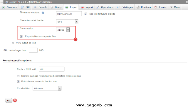 Cara Export Database MySQL ke Excel