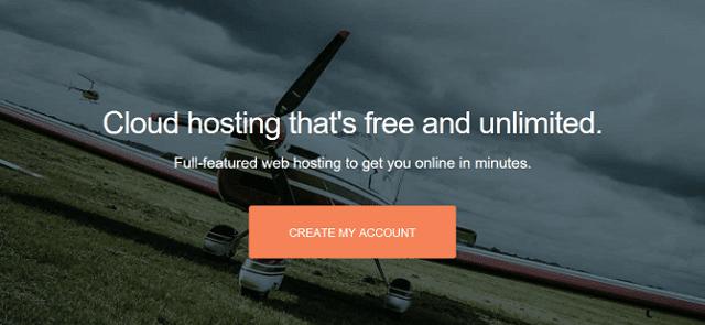 أفضل خدمات استضافة المواقع المجانية في عام 2019