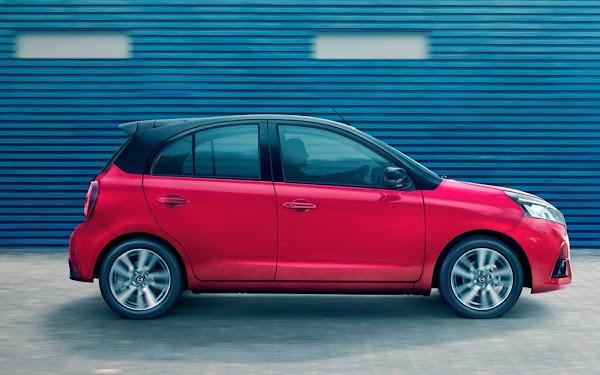 Novo Nissan March 2022
