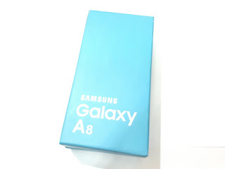 Dus Hape Samsung Galaxy A8 SM-A8000 Seken Mulus