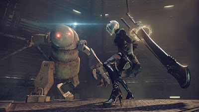 NieR: Automata Game Screenshot 3
