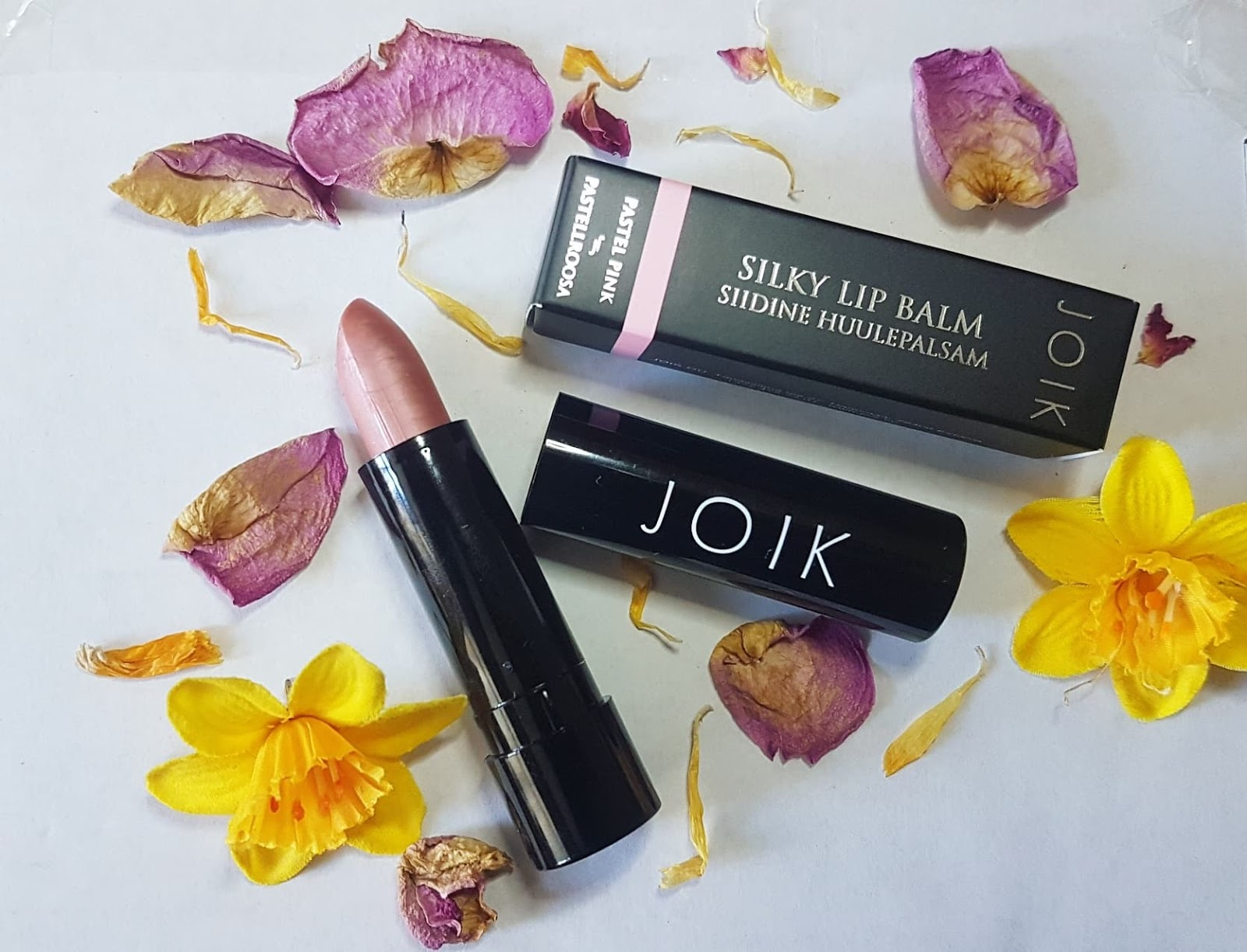 Joik Silky Lip Balm Review - Love Lula Beauty Box