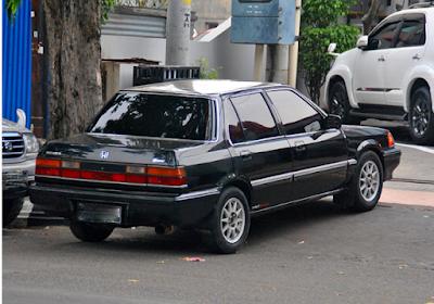 Mobil honda bekas yang bagus dan murah