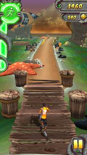تحميل لعبة Temple Run 2 مهكرة للاندرويد و بحجم صغير