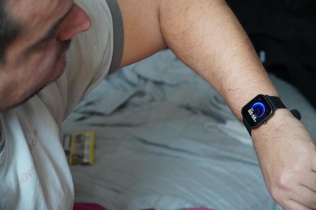 Huami Amazfit Bit U smartwatch