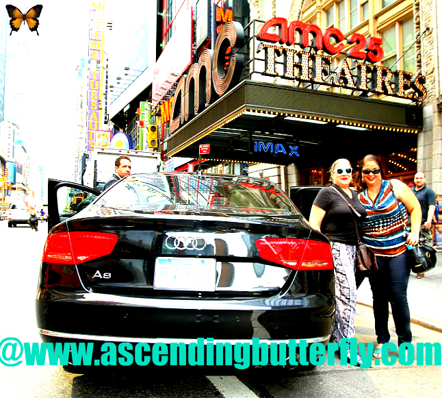 2013 Audi A8 Interior: Ascending Butterfly: When An @Audi A8 Picks You Up To Take