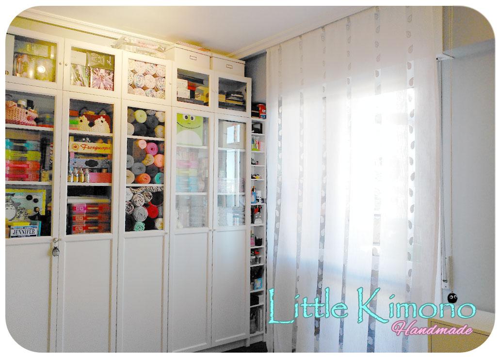 Cómo hacer una cortina sin costuras - Handbox Craft Lovers ...