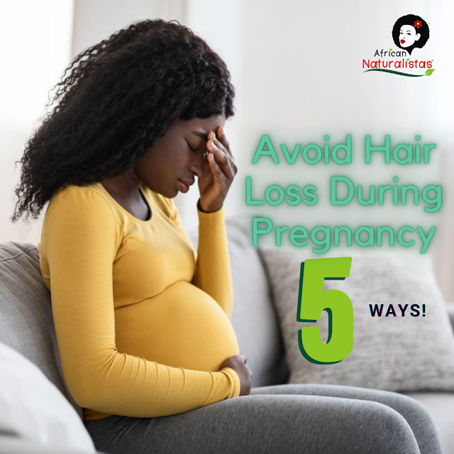 Hair supplements for pregnant women