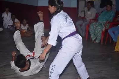 Self Defence For Girls | लड़कियों के लिए आत्मरक्षा अभियान